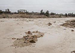 Yağış və sel İranın bu vilayətini iflic etdi