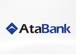 AtaBank mətbuatda haqqında yazılan məlumatlarla bağlı bəyanat yayıb