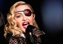 Madonnanın konserti təxirə düşdü