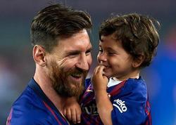 """&quot;Oğlum nadinclik edəndə onu küncə qoyuram&quot; - <span class=""""color_red"""">Messi</span>"""