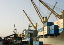 Qonşu ölkənin limanlarında yüklənib-boşaldılan yüklərin həcmi 81 milyon tonu keçdi