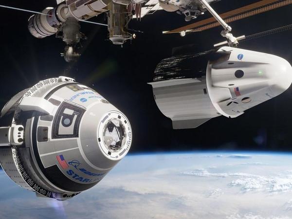 SpaceX NASA ilə birlikdə BKS-ə ilk özəl uçuş reysininin tarixini elan etdi