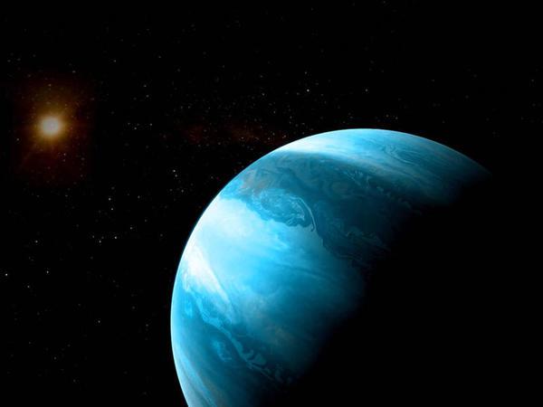 Astronomlar nəhəng planet kəşf etdi