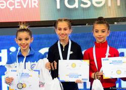 """&quot;Milli Gimnastika Arenasında çıxış etmək böyük məsuliyyətdir&quot; - <span class=""""color_red"""">Azərbaycanlı gimnast</span>"""