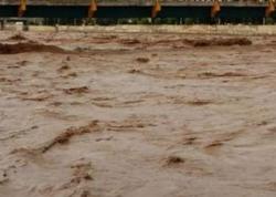 Yağış və daşqın İranda körpüləri dağıtdı