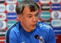 """&quot;Futbolçularımın əziyyəti yerə vuruldu&quot; - <span class=""""color_red""""> Yurçeviç</span>"""