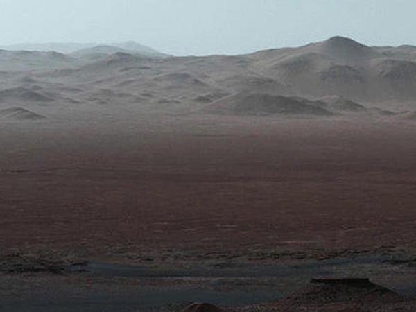 Marsda həyat izləri 40 il əvvəl tapılıb