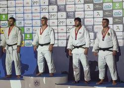 Cüdoçularımızdan dünya çempionatında 7 medal