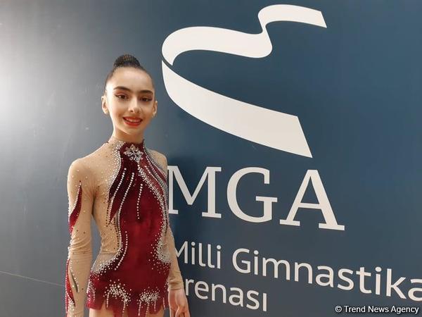 Gimnast: Milli Gimnastika Arenasında idmançılar üçün gözəl şərait yaradılıb