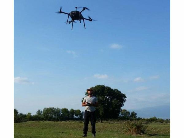 Şəkidə arxeoloji qazıntılar zamanı dronlardan istifadə olunub