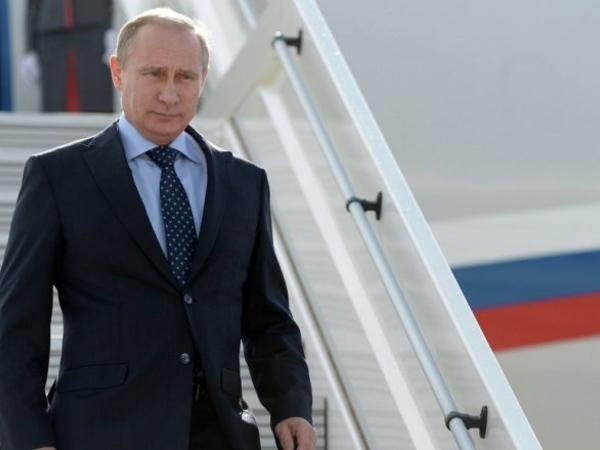 Putin Səudiyyə Ərəbistanına getdi