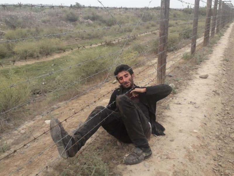 İran-Azərbaycan sərhədində insident: 1 sərhədçi bıçaqlandı