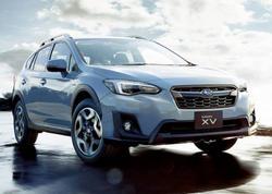 Subaru XV modelini də yeniləyib - FOTO