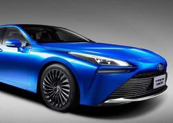 Toyota Mirai modelinin ikinci nəsli debütə hazırdır - FOTO
