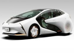 Toyota 2040-cı ilin avtomobilini nümayiş etdirib - FOTO