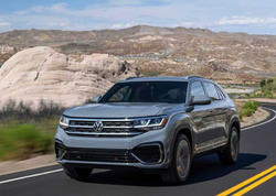 VW Atlas Cross Sport modelini təqdim edib - VİDEO - FOTO