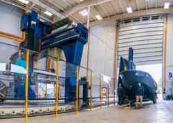 3D printerdə 2 ton ağırılığında gəmi çap edilib