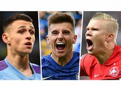 """Ən yaxşı gənc futbolçu kim olacaq? - <span class=""""color_red"""">Namizədlər açıqlandı</span>"""