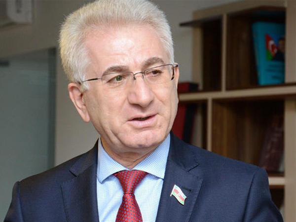 """Deputat: """"Azərbaycan xalqı yekdilliklə Prezidentin apardığı siyasəti dəstəkləyir"""""""