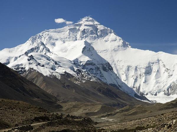 Nepal və Çin Everest zirvəsinin hündürlüyünü yenidən ölçmək barədə razılığa gəlib