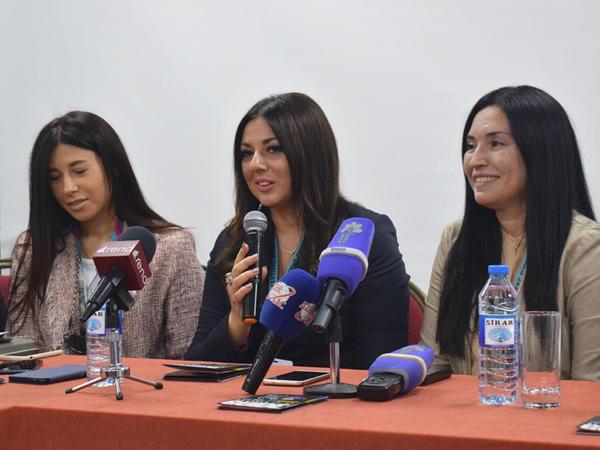 """Bakı Caz Festivalının mətbuat konfransı keçirildi - <span class=""""color_red"""">FOTO</span>"""