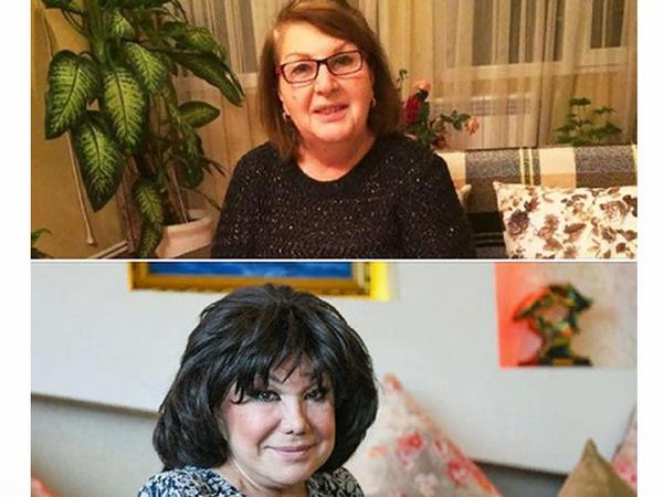 Flora Kərimova və Ofeliya Sənaninin illər öncəki FOTOSU