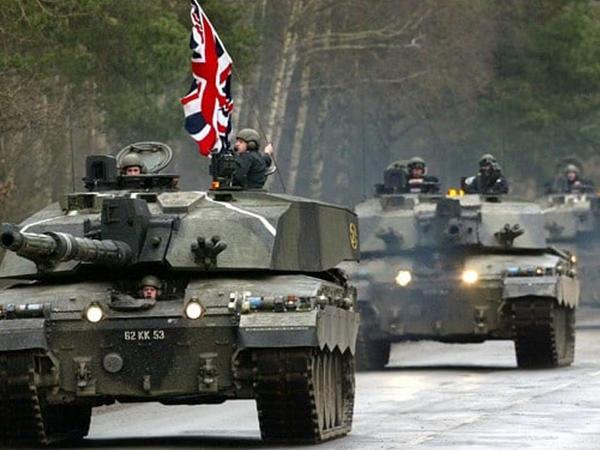 Britaniya da Suriyadan çıxır