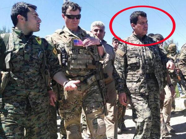 """Tramp PKK terrorçusu """"Şahin Cilo""""ya zəng vurdu"""