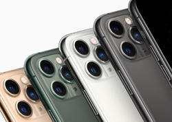 """Apple şirkəti 512 GB daxili yaddaşlı hər <span class=""""color_red""""> iPhone 11 Pro Max satışından 1000$ qazanır</span>"""