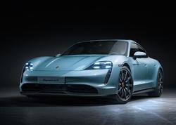 """Porsche şirkəti büdcəli Taycan 4S elektromobilini təqdim etdi - <span class=""""color_red"""">QİYMƏTİ</span>"""