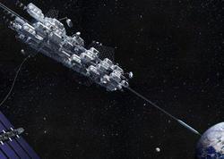 Kosmik lift layihəsi təqdim olunub