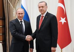 Putin və Ərdoğan Suriyadakı vəziyyəti müzakirə ediblər