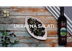 Zeytun yağlı Ukrayna salatı - VİDEO
