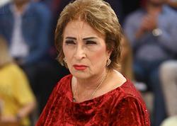 Fatma Mahmudovanın ayağına nə olub?