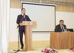 """YAP Xəzər rayon təşkilatının """"Milli Aviasiya Akademiyası"""" ilk partiya təşkilatında partiya üzvləri ilə görüş keçirilib - FOTO"""