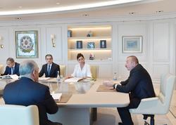 Azərbaycan Prezidenti: Əhalinin mütləq əksəriyyəti Azərbaycan rəhbərliyini, bizim apardığımız siyasəti birmənalı şəkildə dəstəkləyir