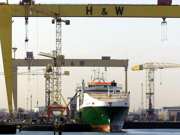 """""""Titanik""""i inşa edən tərsanənin batmasının qarşısı alınıb"""