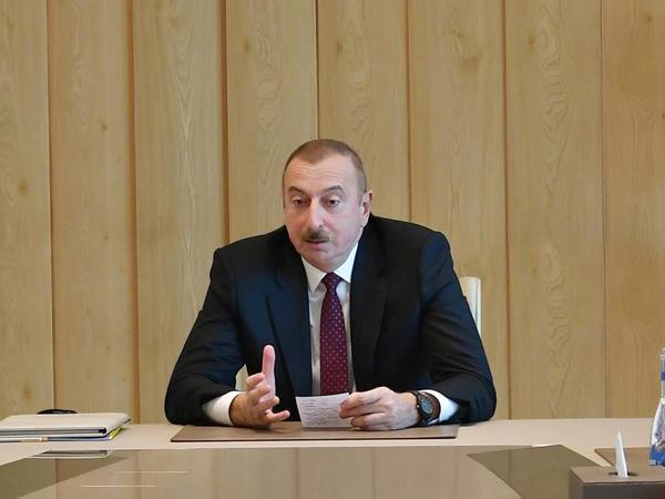 Azərbaycan Prezidenti: Gələn ilin büdcəsi həm sosial, həm investisiya yönümlü olmalıdır