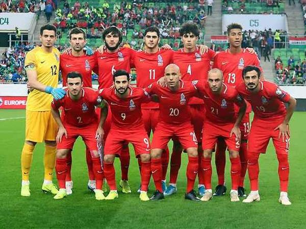 Azərbaycan Avropanın ən zəif altı komandasından biridir