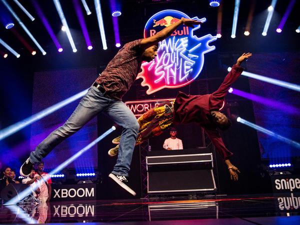 Shinshan - Red Bull Dance Your Style tarixində ilk Dünya çempionu