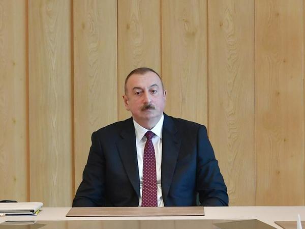 Azərbaycan Prezidenti: Vergini verməyən cinayət məsuliyyətinə cəlb edilməlidir