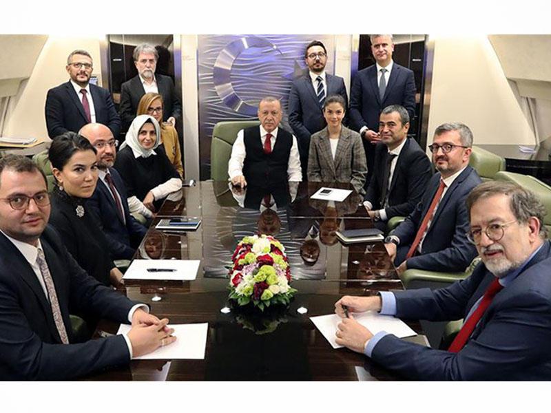 """""""İndi tam """"yahşi"""" oldu"""" - Ərdoğan Bakı səfərindən sonra"""