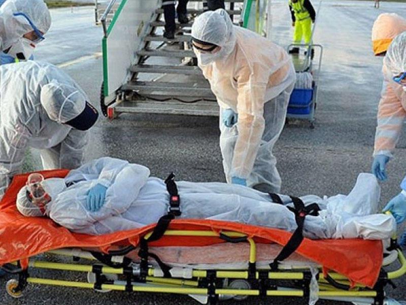 """""""Ebola"""" virusu yenidən qayıdır? -"""