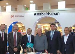 Azərbaycan Frankfurt Beynəlxalq Kitab Sərgisində təmsil olunur - FOTO