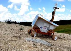 NASA Ayın cənub qütbündə buz təbəqəsini axtaracaq yeni lunoxod hazırlayacaq