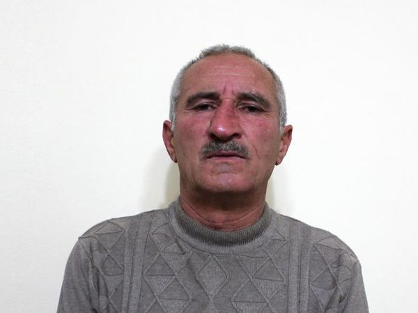 """""""Volk Qədir"""" meşədə tutuldu - FOTO"""