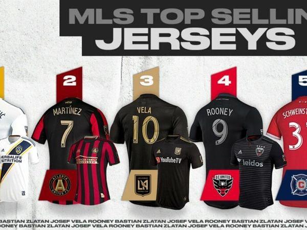 MLS-də forması ən çox satılan futbolçu