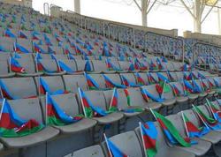 """""""Qarabağ"""" - APOEL oyununda 30 min bayraq"""