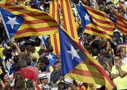 Kataloniyada etiraz aksiyalarında 52 nəfər xəsarət aldı