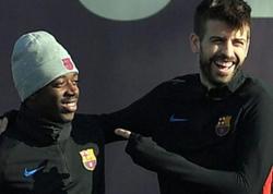 """""""Barselona""""nın futbolçuları Kataloniyadakı tətilə qoşulacaq"""